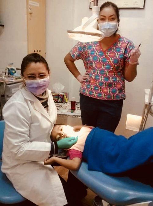 prevención dental en niños